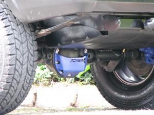 Protetor diferencial Chrysler 8.25