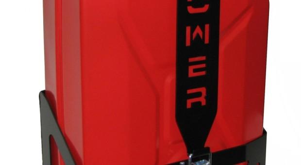 Suporte para galão 20l modelo lateral